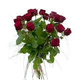 Bouquet roses rouges - MB Murielle Bailet ®