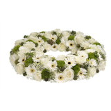 Couronne blanche - MB Murielle Bailet ®