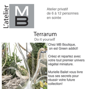 DO IT YOURSEL - MB Murielle Bailet ®