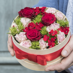Red Box Roses - MB Murielle Bailet ®